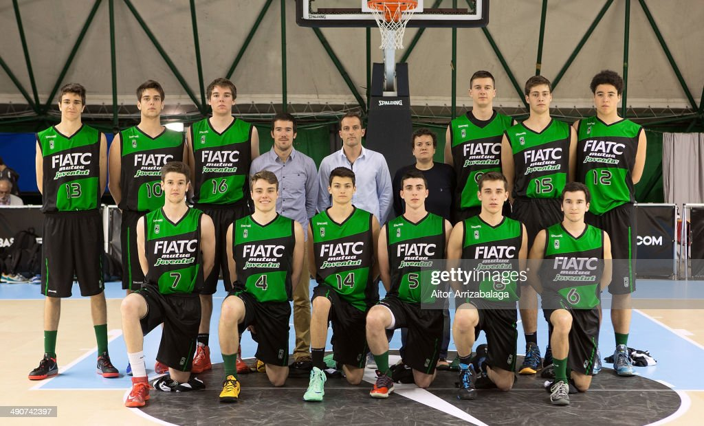 Seguro Servicio Descartar  Team Club Joventut Badalona during the Nike International Junior... News  Photo - Getty Images