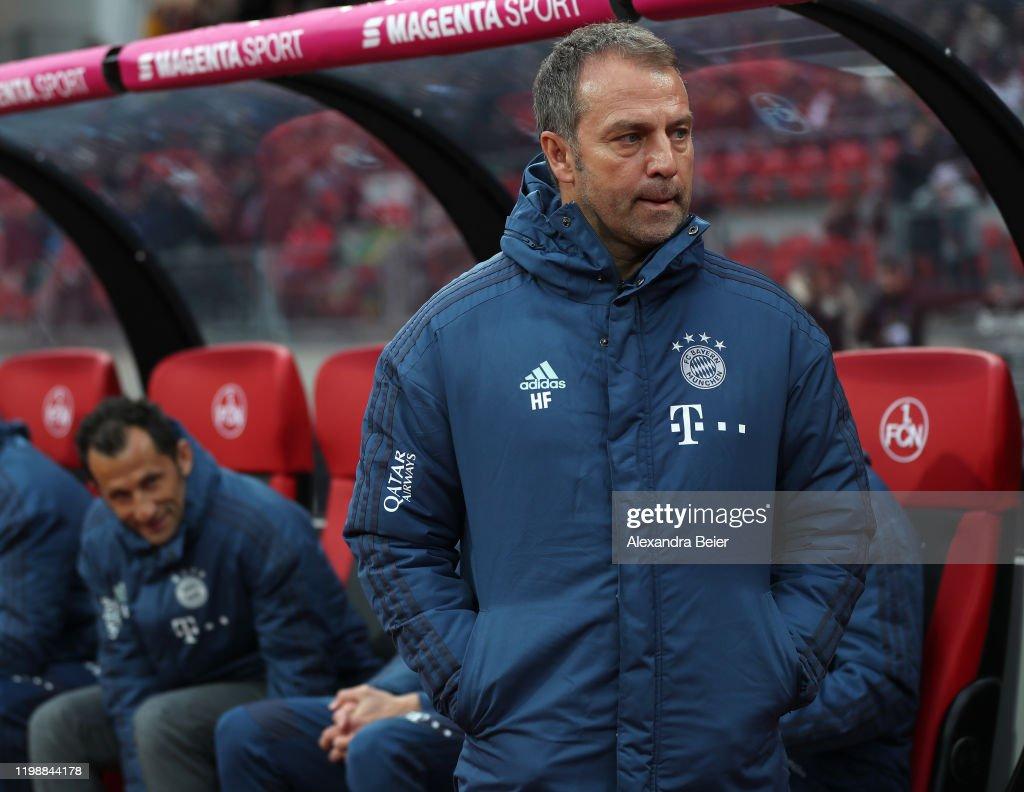 1. FC Nuernberg v FC Bayern Muenchen - Friendly Match : News Photo