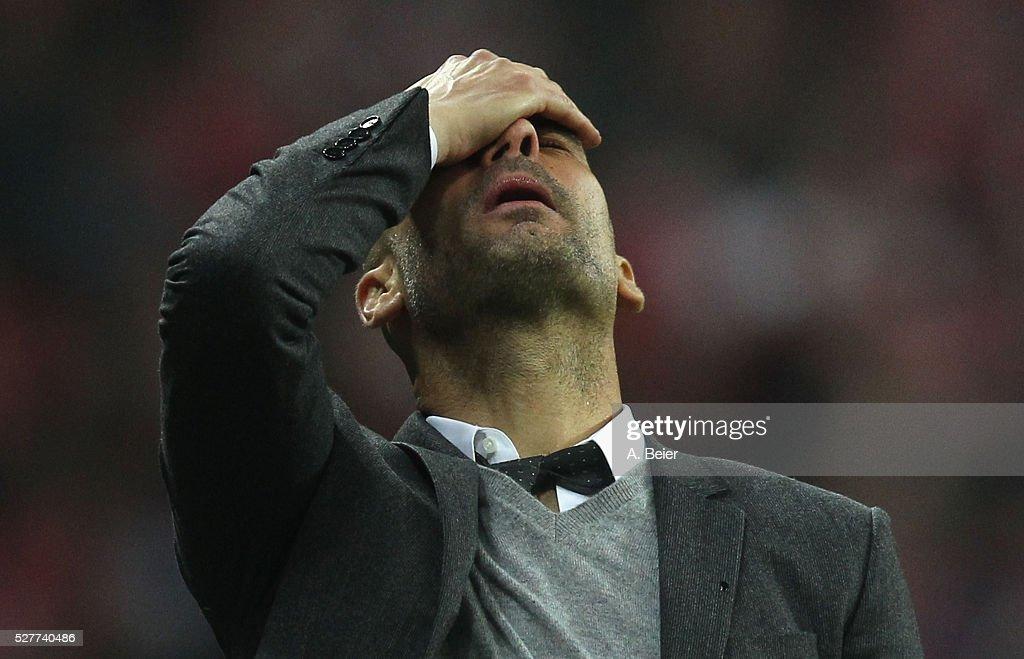 FC Bayern Muenchen v Club Atletico de Madrid - UEFA Champions League Semi Final: Second Leg : News Photo