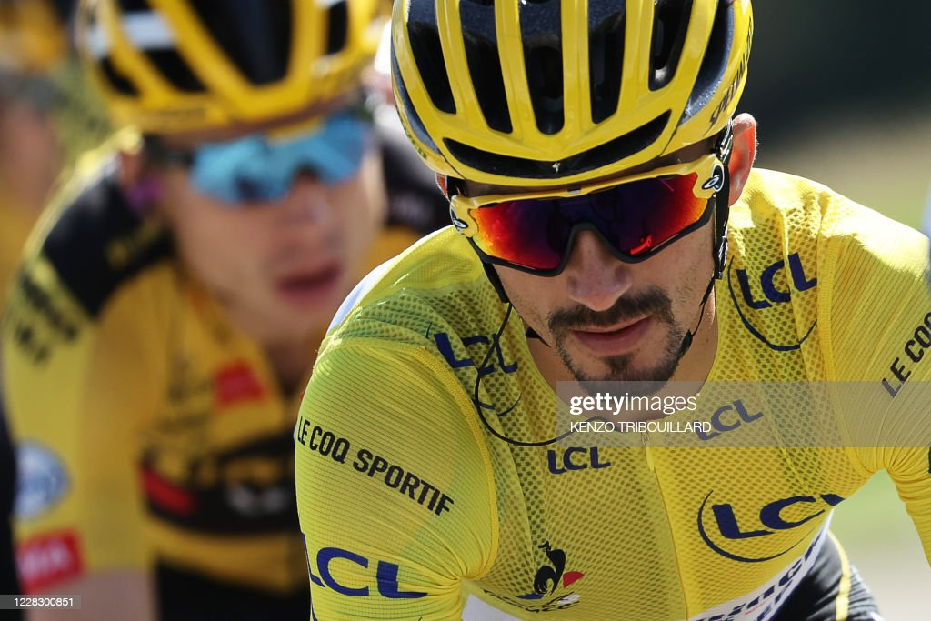 CYCLING-FRA-TDF2020-STAGE4 : News Photo