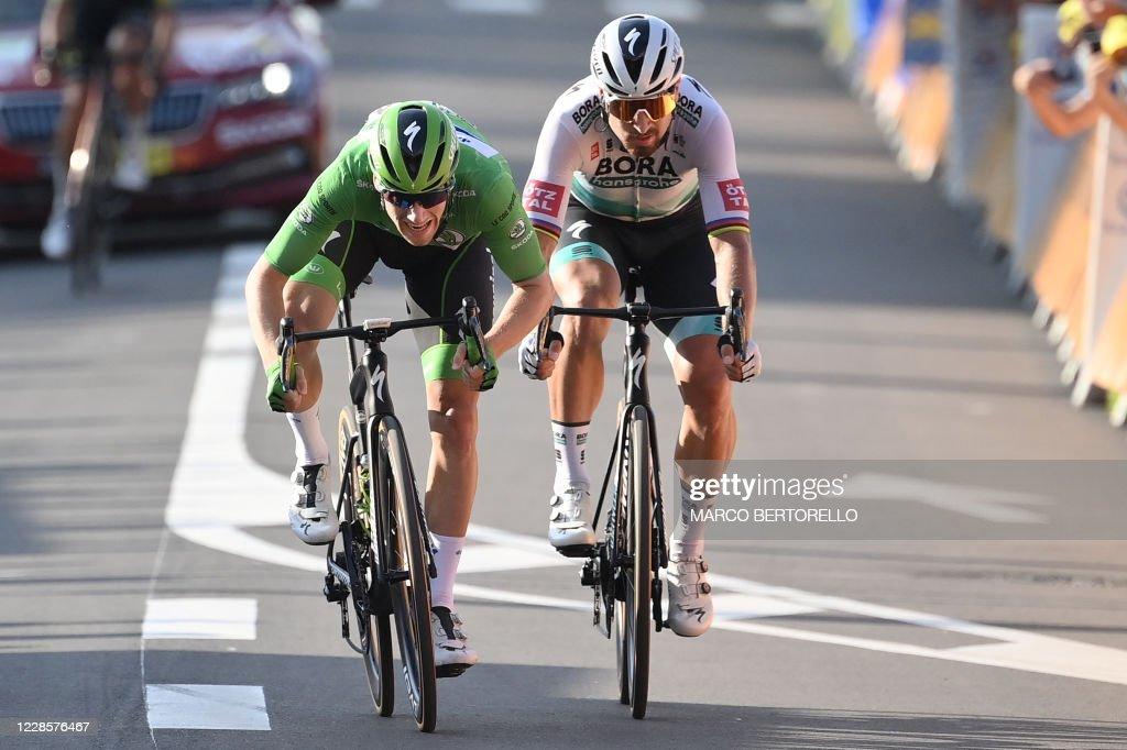CYCLING-FRA-TDF2020-STAGE19 : News Photo