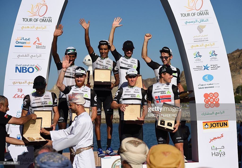 CYCLING-OMAN-TOUR : News Photo