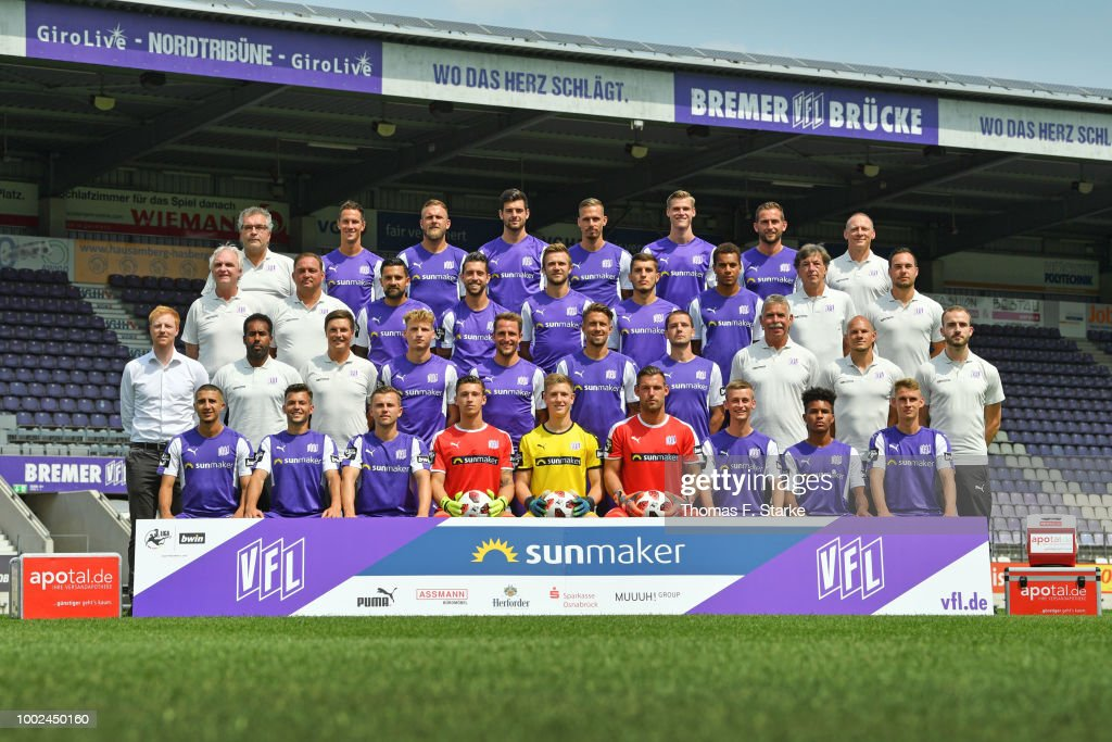 VfL Osnabrueck - Team Presentation