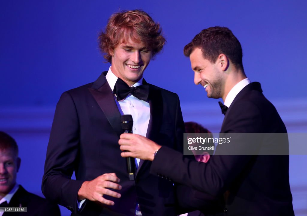 Laver Cup Opening Night : News Photo
