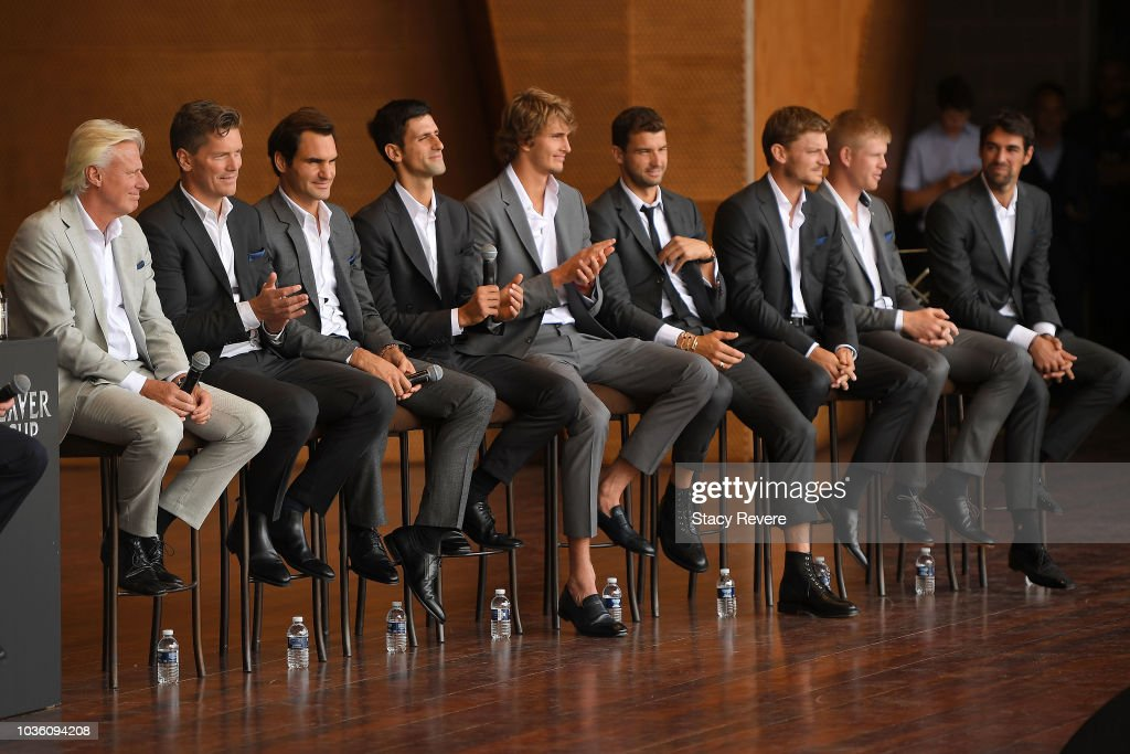 Laver Cup Previews - Day 3 : News Photo