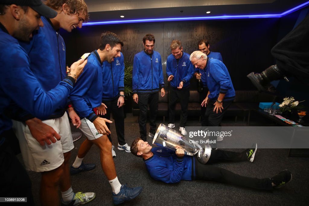 Laver Cup - Day 3 : News Photo