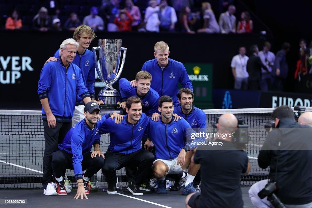 2018 Laver Cup  : News Photo