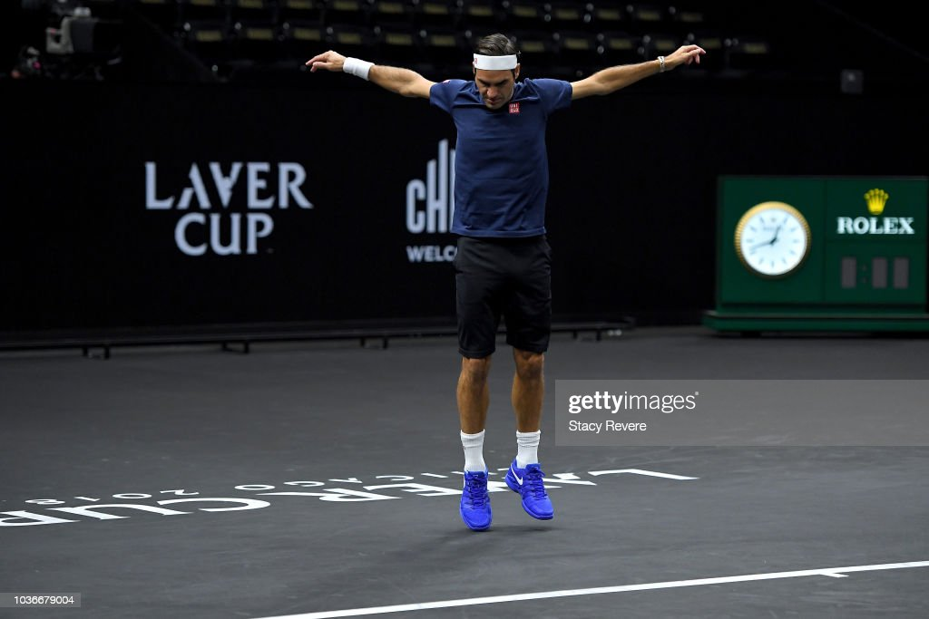 Laver Cup Previews - Day 4 : News Photo