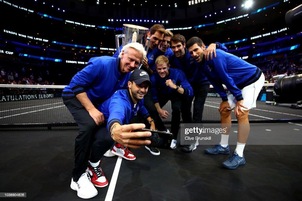 Alexander Zverev v Kevin Anderson : News Photo
