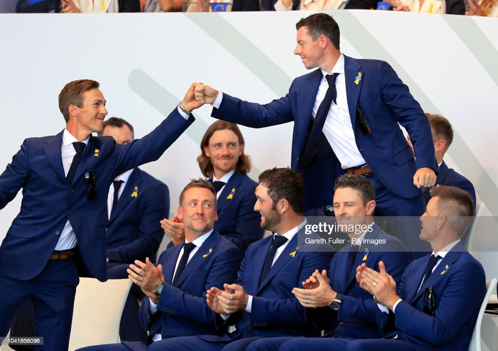 42nd Ryder Cup - Preview Day Four - Le Golf National : News Photo