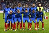 paris france team france pose before