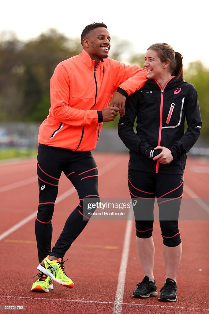 Libby Clegg & Chris Clarke Team GB Athletes Feature
