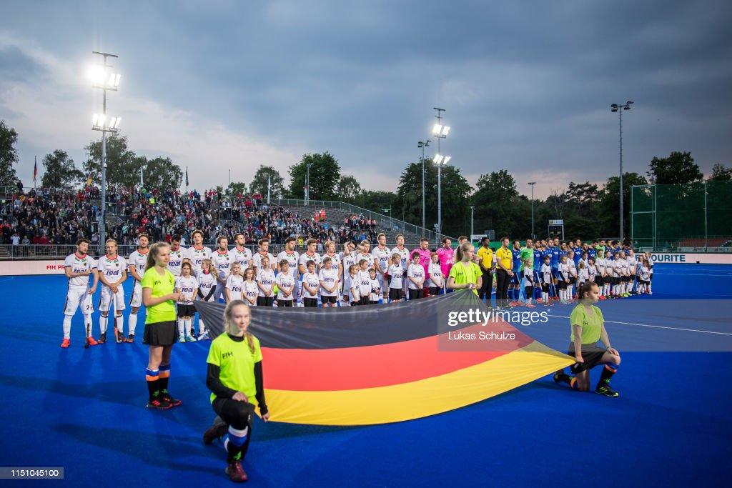 DEU: Germany v Argentina - Men's FIH Field Hockey Pro League