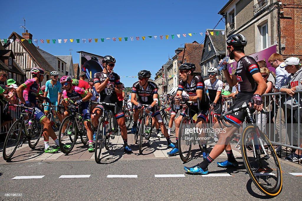 Le Tour de France 2015 - Stage Seven : News Photo