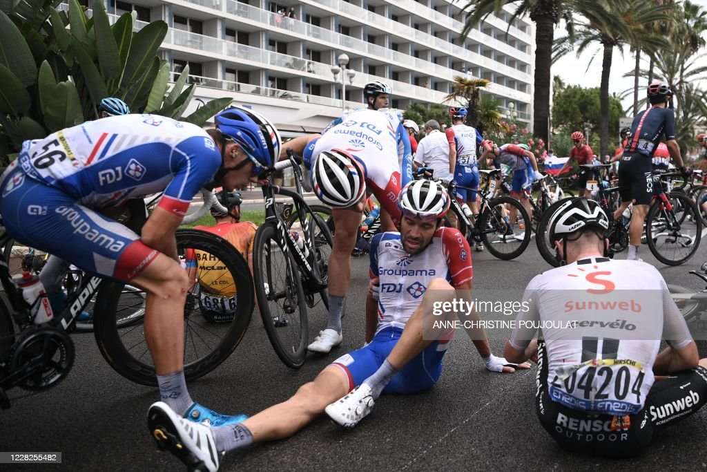 CYCLING-FRA-TDF2020-STAGE1 : News Photo