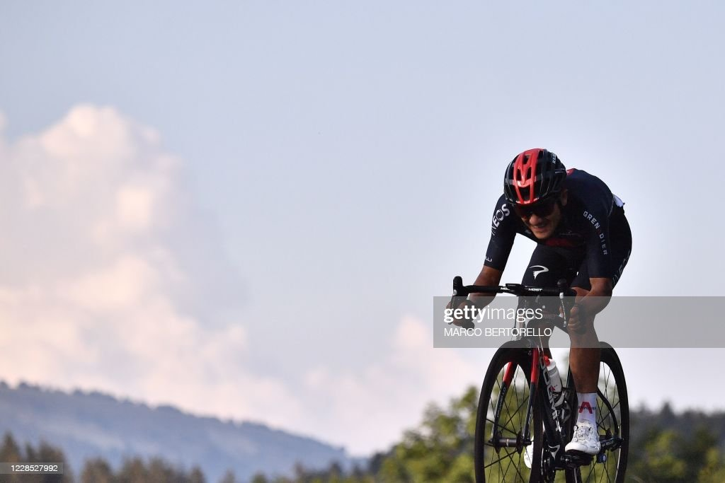 CYCLING-FRA-TDF2020-STAGE16 : News Photo