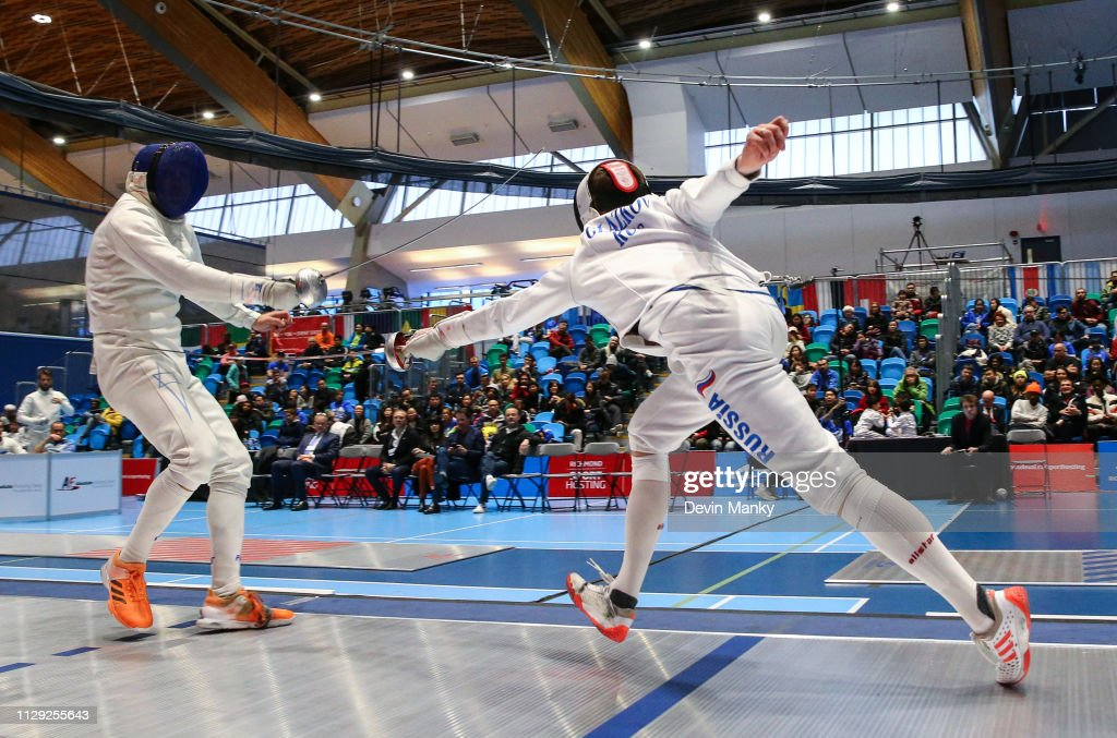 Men's Epee World Cup Individual and Team : ニュース写真