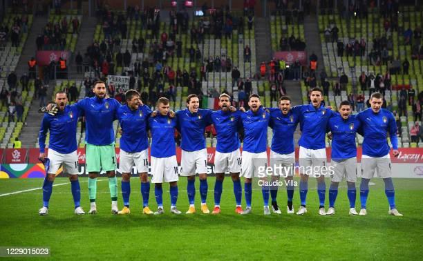 Italy National Football Team Photos et images de collection