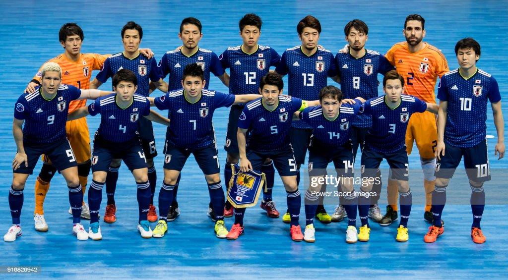 AFC Futsal Championship Chinese Taipei 2018 - Semi Finals : ニュース写真