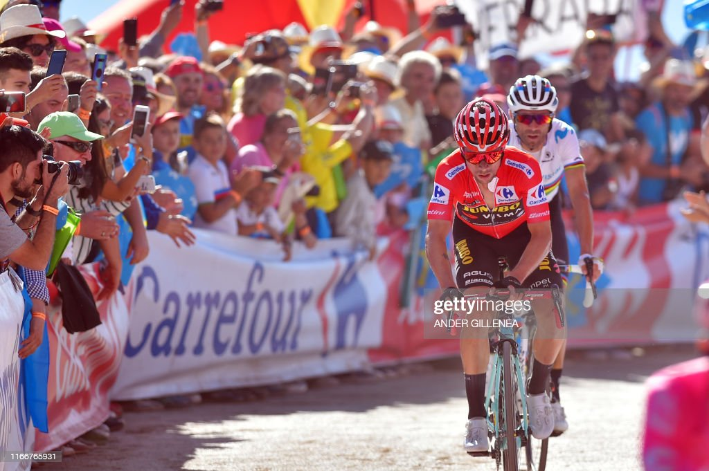 CYCLING-ESP-TOUR-VUELTA : News Photo