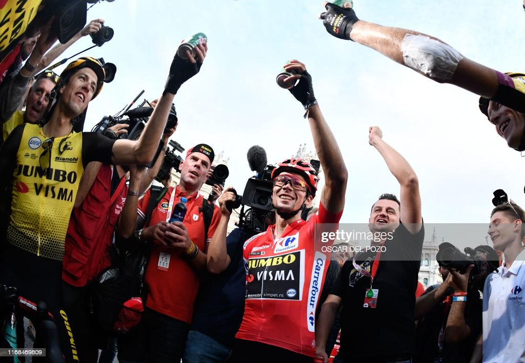 CYCLING-ESP-TOUR-VUELTA : Foto jornalística