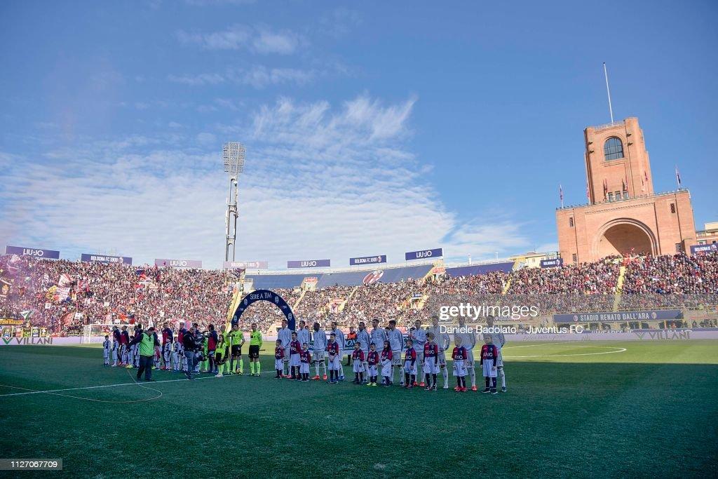 Bologna FC v Juventus - Serie A : ニュース写真