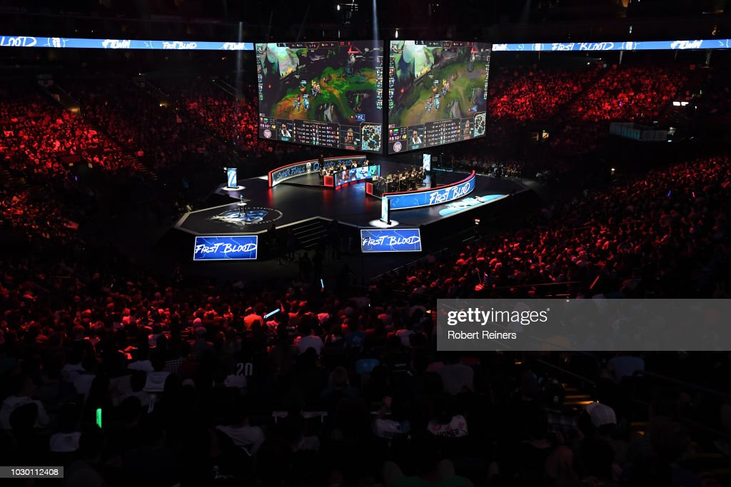 2018 North American League of Legends Championship Series - Summer Finals : News Photo