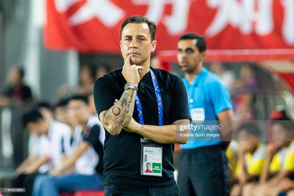 Guangzhou Evergrande  v Kashima Antlers - AFC Champions League Quarter Final : News Photo