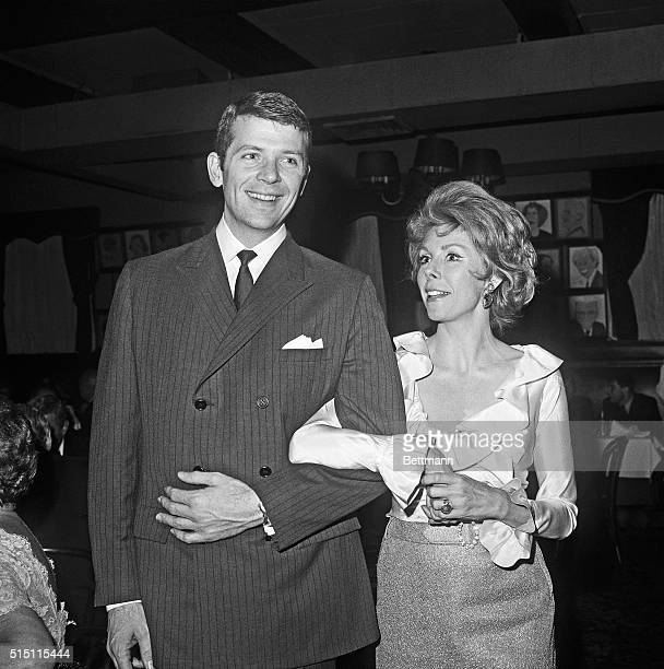 A Team Manhattan New York New York Sharing the spotlight are Robert Reed and Betsy von Furstenberg at the opening night party for Avanti The couple...