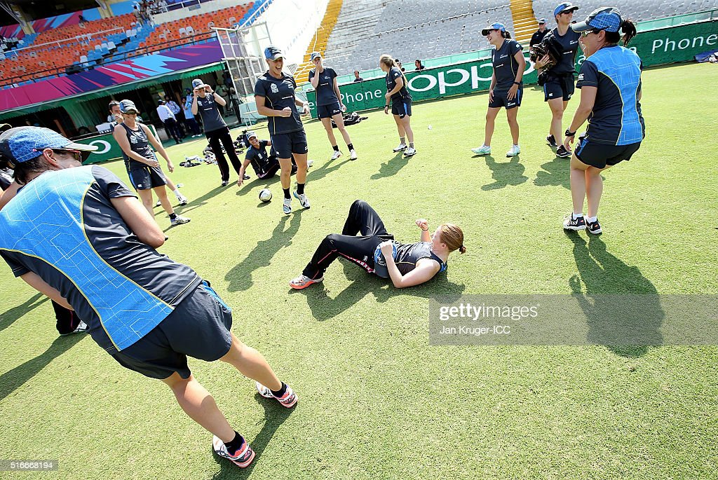 Women's ICC World Twenty20 India 2016: New Zealand v Ireland