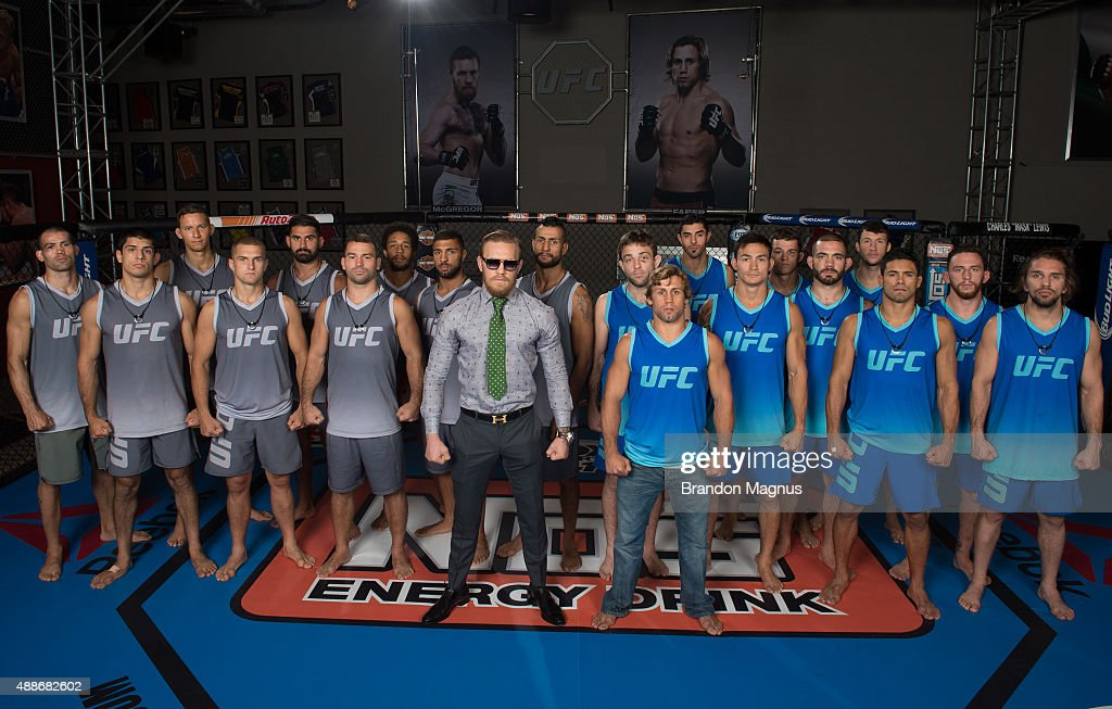 The Ultimate Fighter : News Photo