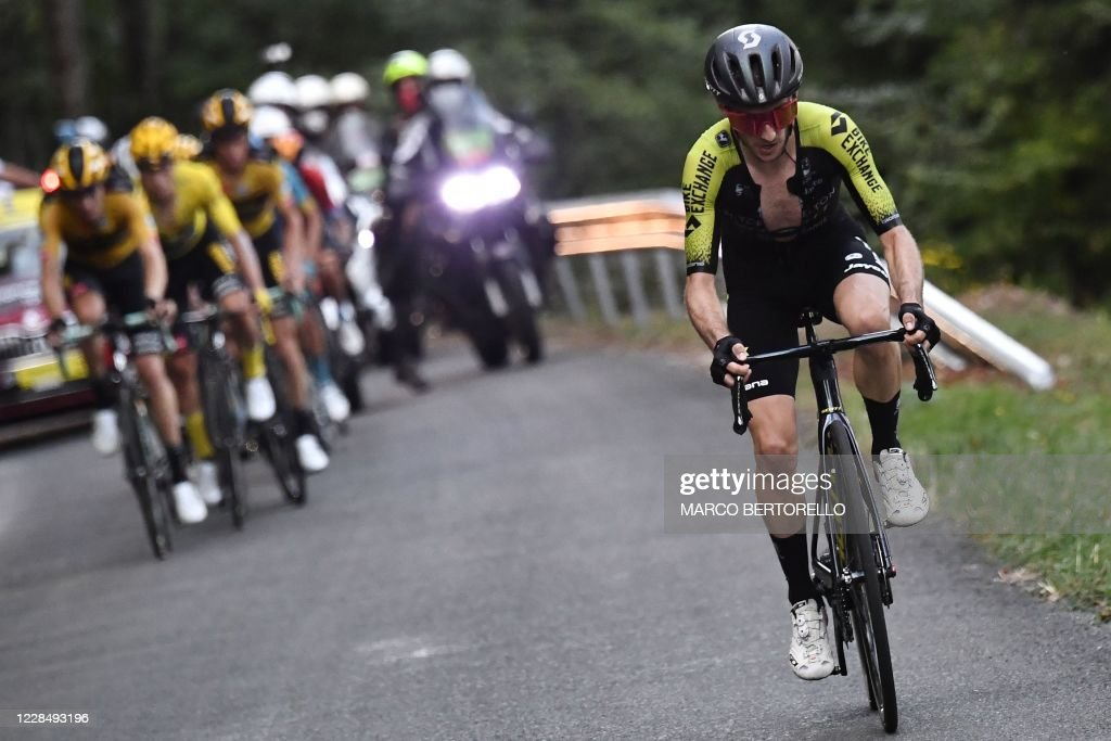 CYCLING-FRA-TDF2020-STAGE15 : News Photo