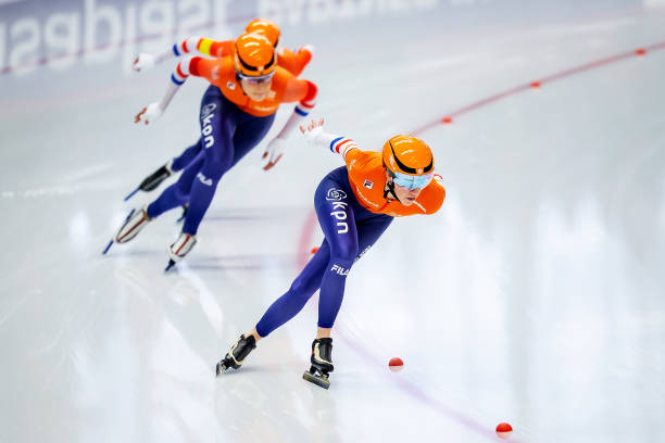 DEU: ISU World Single Distances Speed Skating Championships Inzell