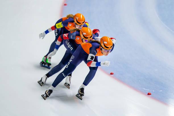 POL: ISU World Cup Speed Skating - Tomaszow Mazowiecki