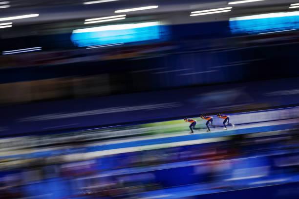 NLD: ISU World Cup Speed Skating - Heerenveen