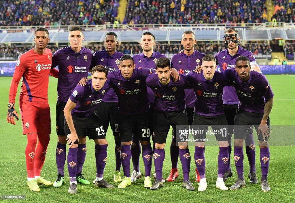 ITA: ACF Fiorentina v Genoa CFC - Serie A