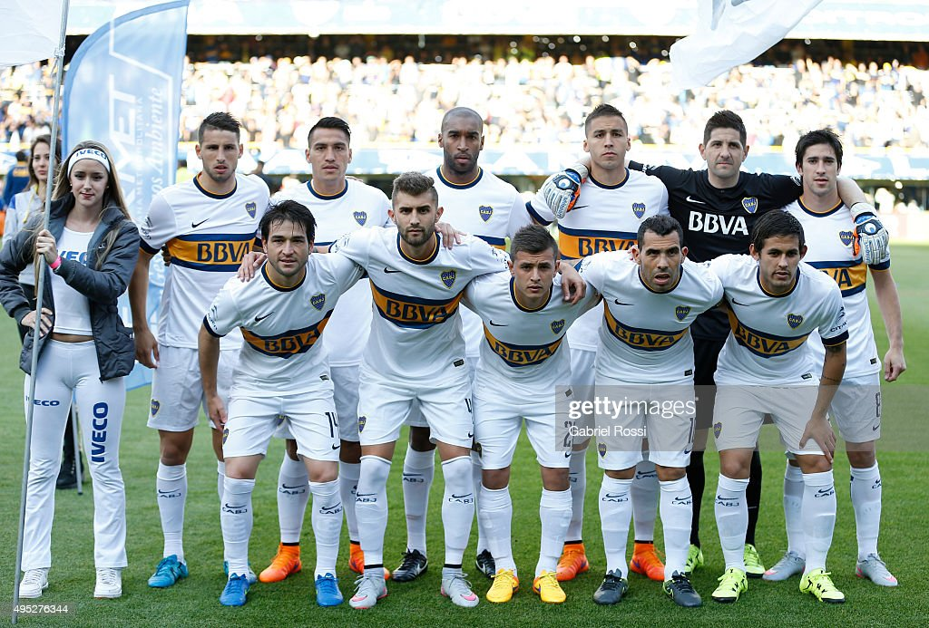 Boca Juniors v Tigre - Torneo Primera Division 2015 : News Photo