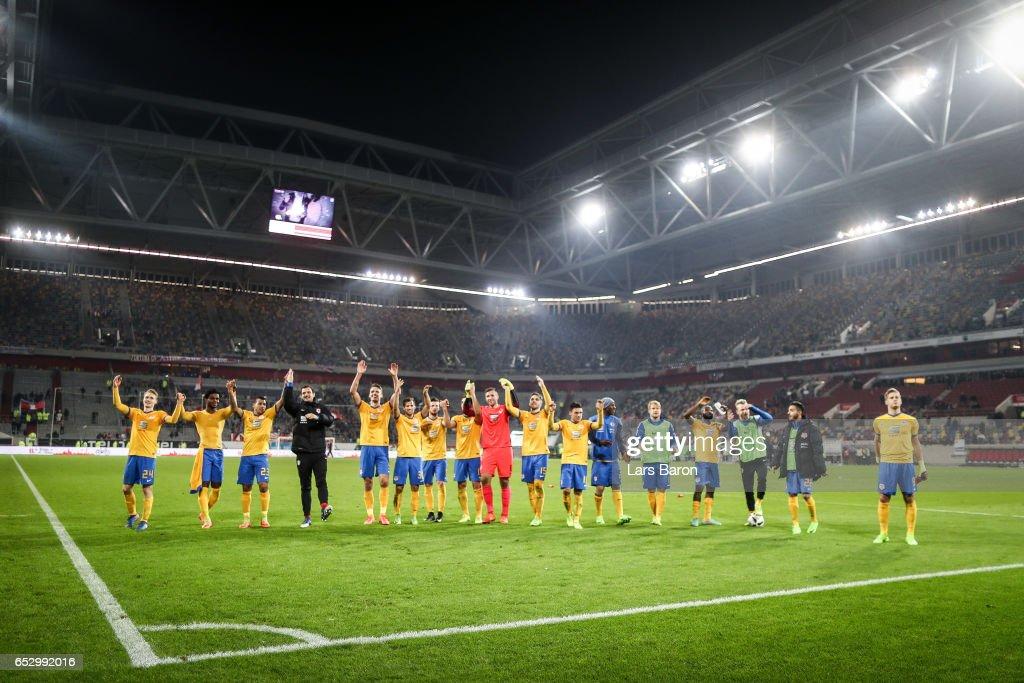 Fortuna Duesseldorf v Eintracht Braunschweig - Second Bundesliga : ニュース写真