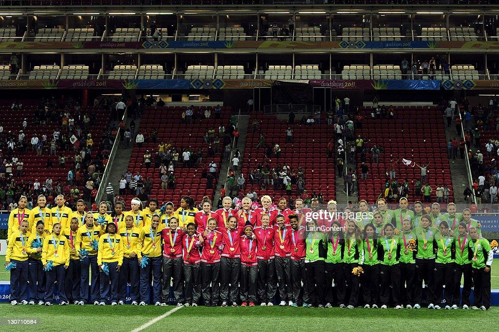 XVI Pan American Games - Day 13 : Fotografía de noticias