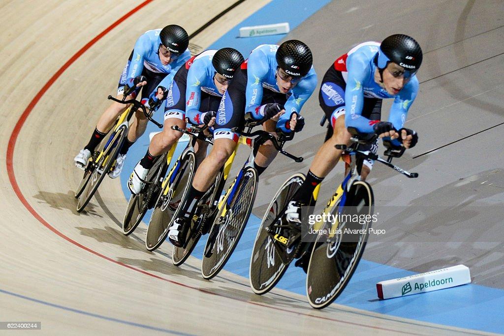 UCI Track Cycling World Championship 2016 : News Photo