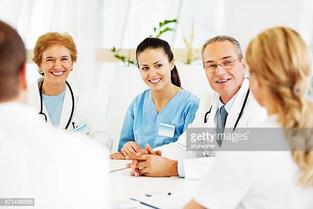 Team of doctors.