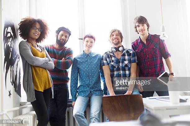 Team von Unternehmern