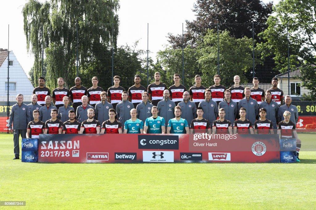 FC St. Pauli - Team Presentation