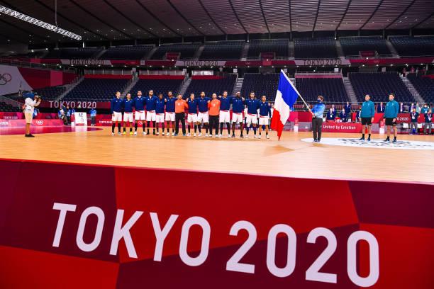 JPN: Brazill v France - Group A, Tokyo Olympic Games 2020