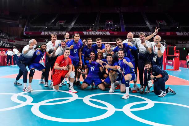JPN: France v Poland - Tokyo 2020 Olympic Games