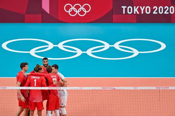 JPN: Argentina v France - Group B Tokyo Olympics Games