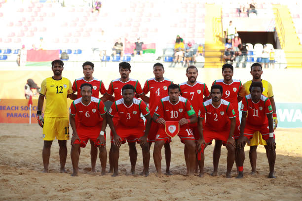 PRY: Nigeria v Oman - FIFA Beach Soccer World Cup Paraguay 2019