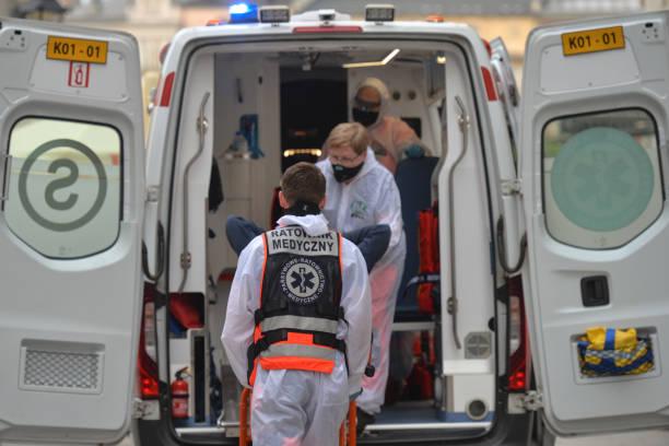 POL: Poland Coronavirus Tally Over 25,000 Cases