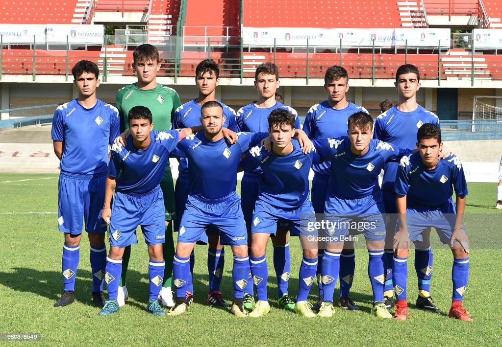Prato v Pordenone - U17 Serie C Final