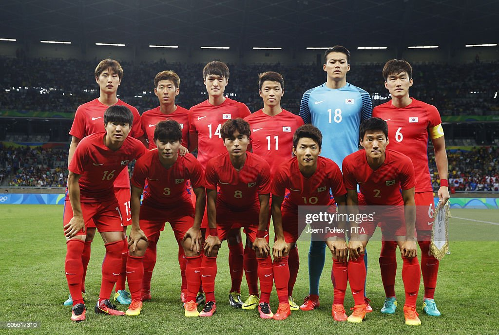 f746dbef01858 Republic of Korea vs Honduras Quarter Final  Men s Football - Olympics  Day  8